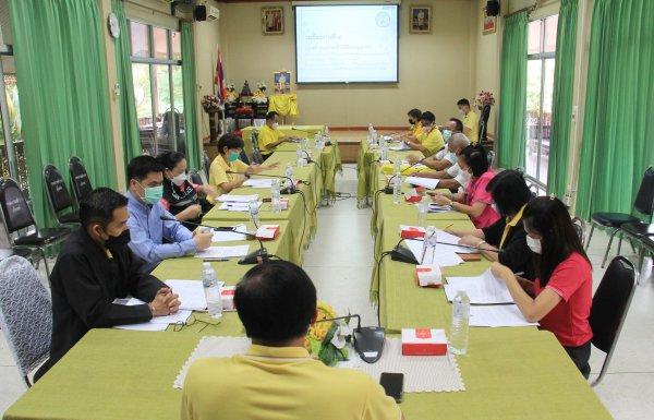 news%20system/ เทศบาลตำบลอุโมงค์ อำเภอเมืองลำพูน จังหวัดลำพูน ประชุมคณะกรรมการพัฒนาท้องถิ่น เพื่อพิจารณาให้ความเห็นชอบร่างแผนการดำเนินงาน ประจำปีงบประมาณ พ.ศ.2565